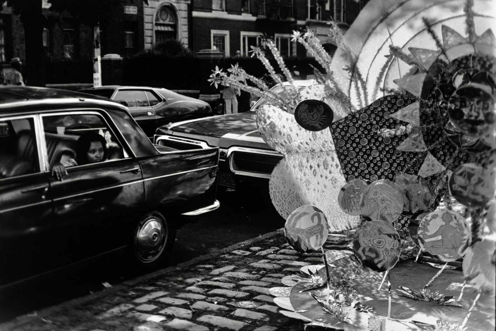 Ming Smith, West Indian Parade, Brooklyn, New York, 1972