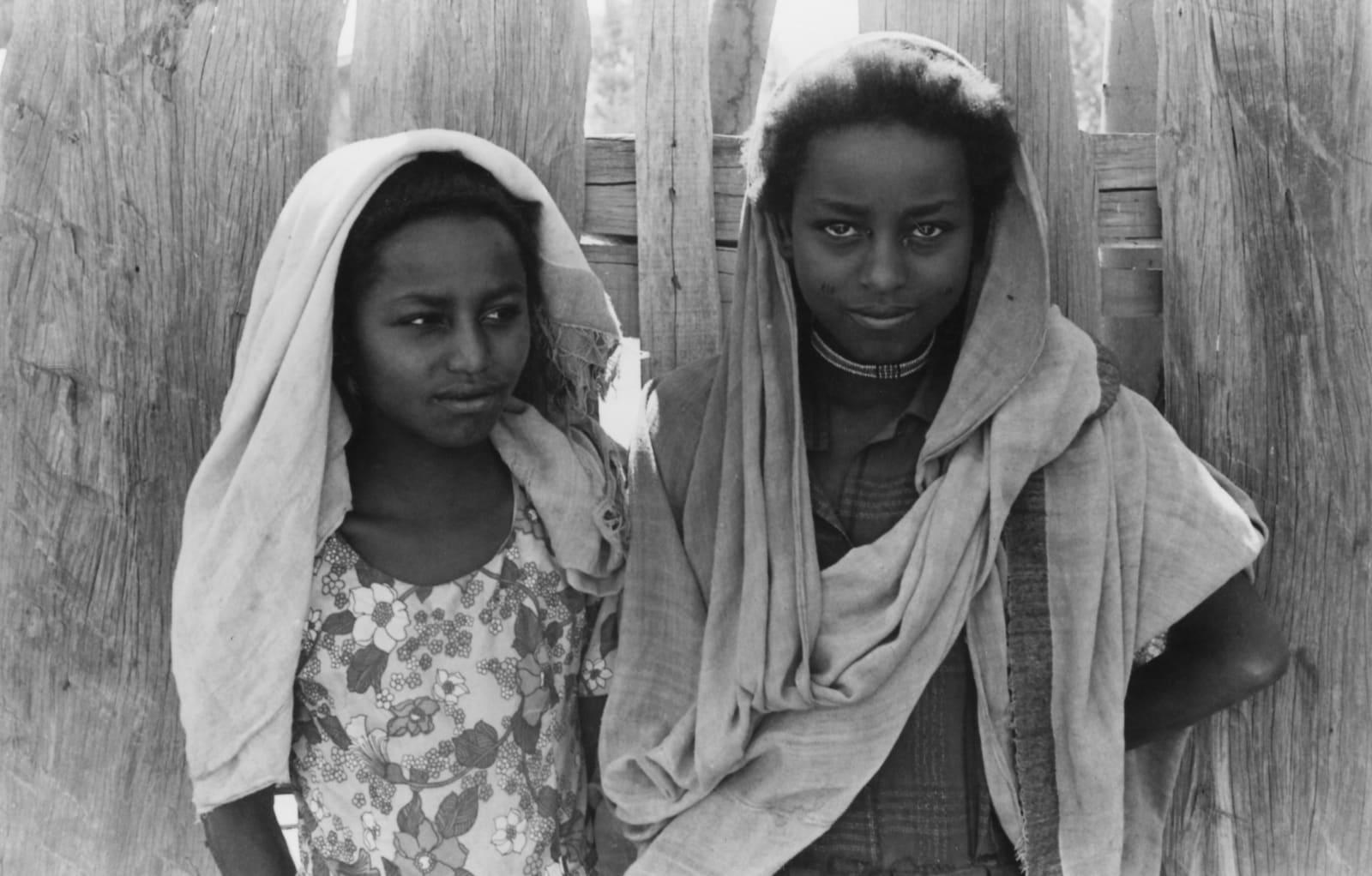 Ming Smith, Ethiopian Girls, 1974