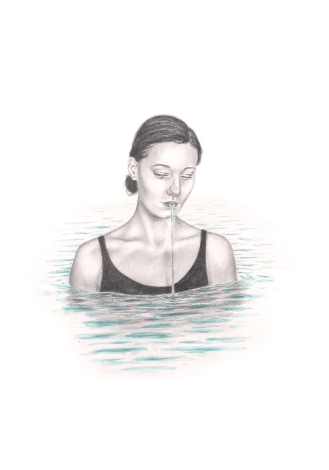 Rachel Goodyear, Dribble, 2021