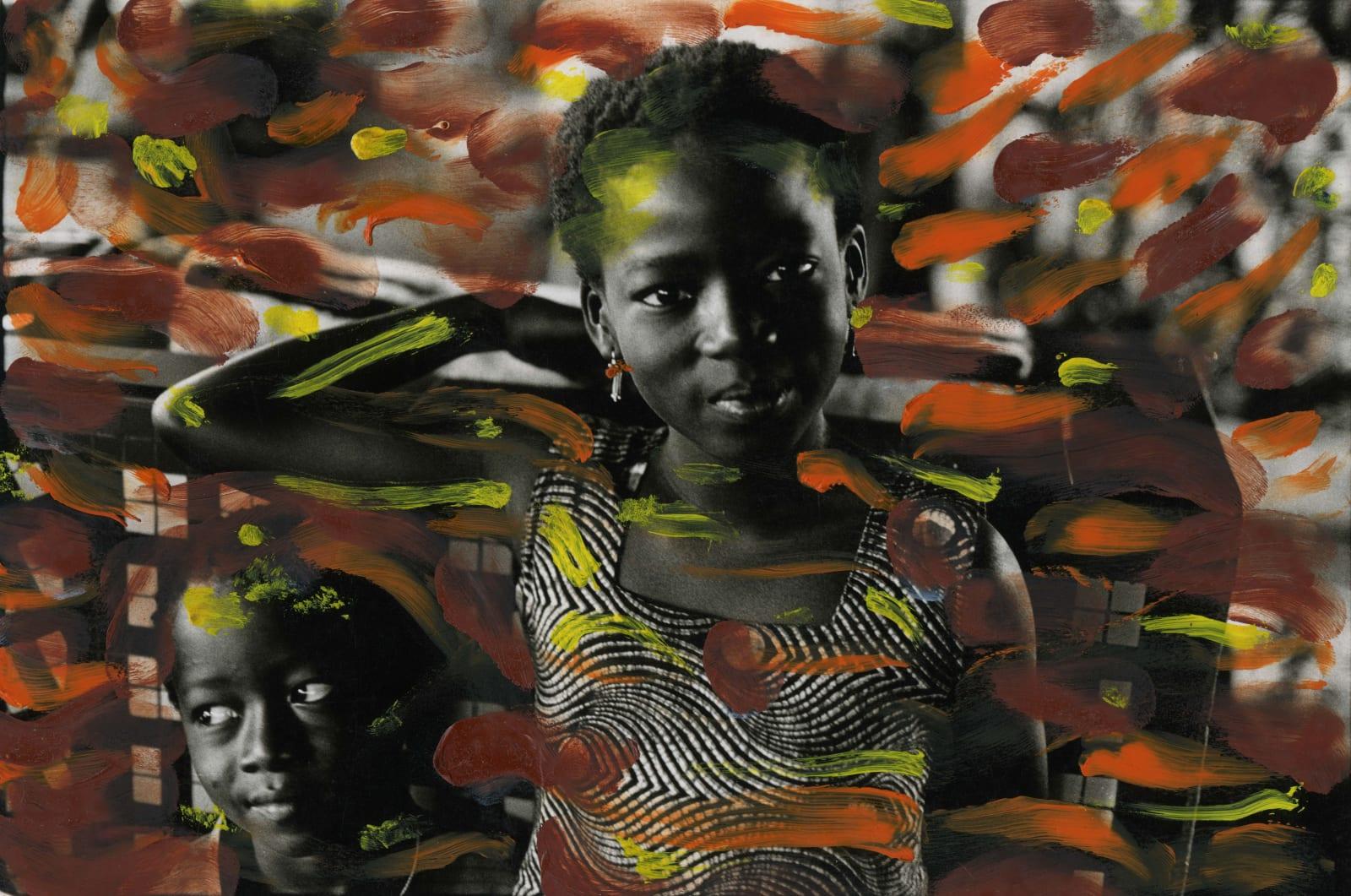 Ming Smith, Abidjan Children, 1972, 2003
