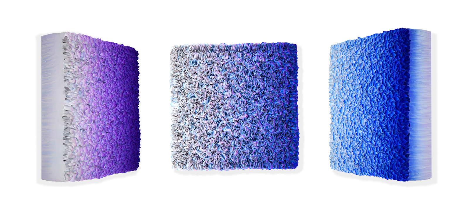 Zhuang Hong-yi, Blue Blossom, 2021