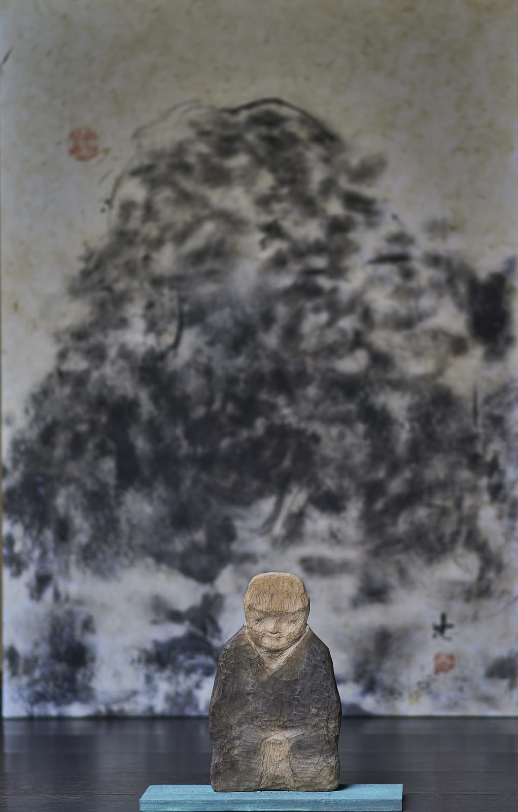 Sho Kishino, Seated, 2020