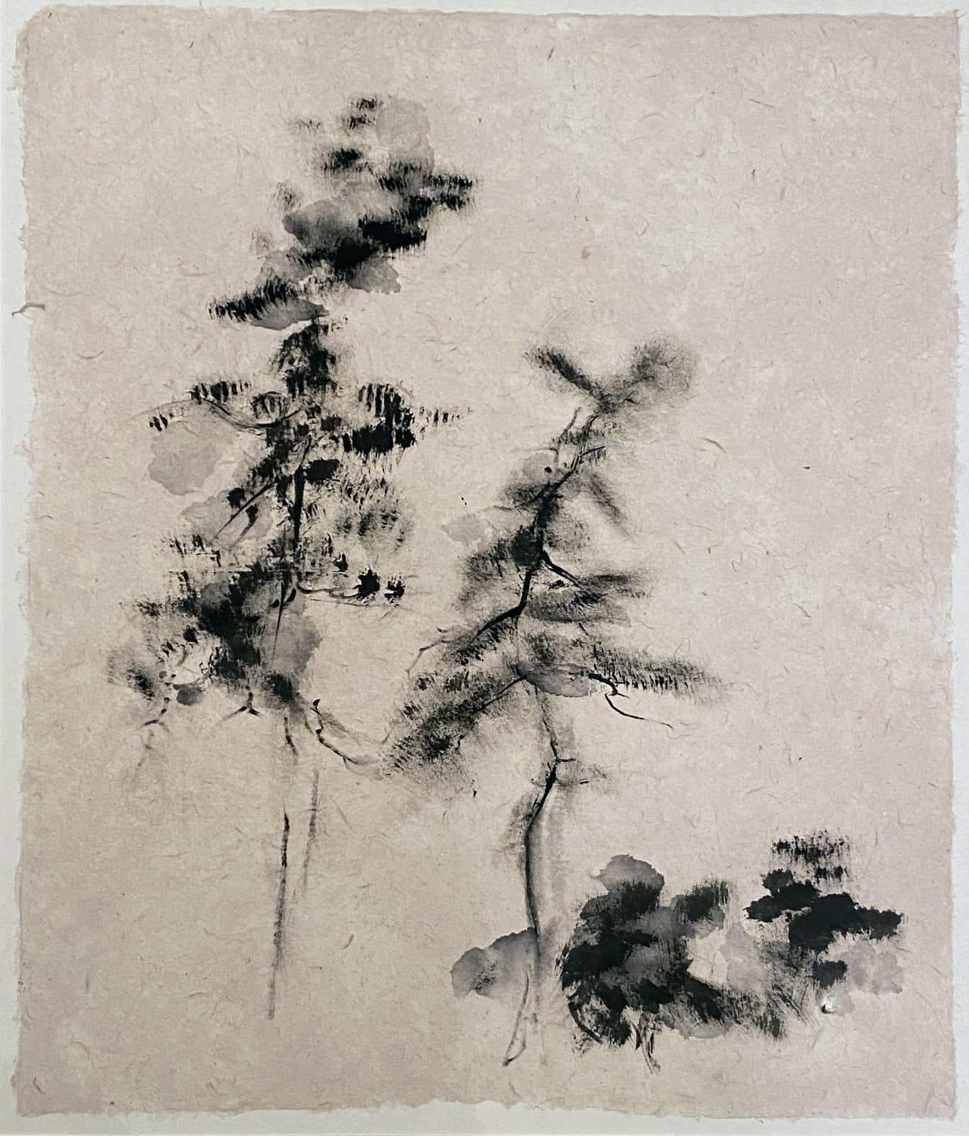Tadataka Kishino, Two Pine Trees