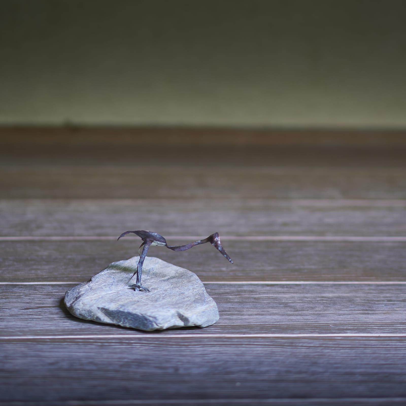 Sho Kishino, Heron, 2020
