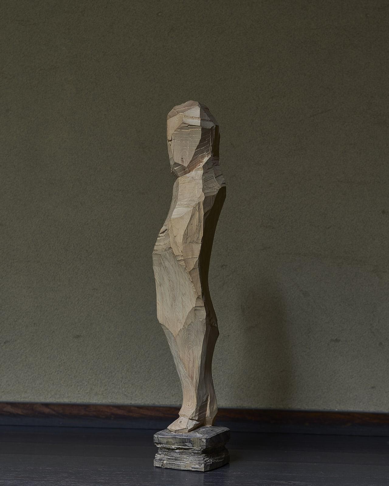 Sho Kishino, Standing Figure, 2020