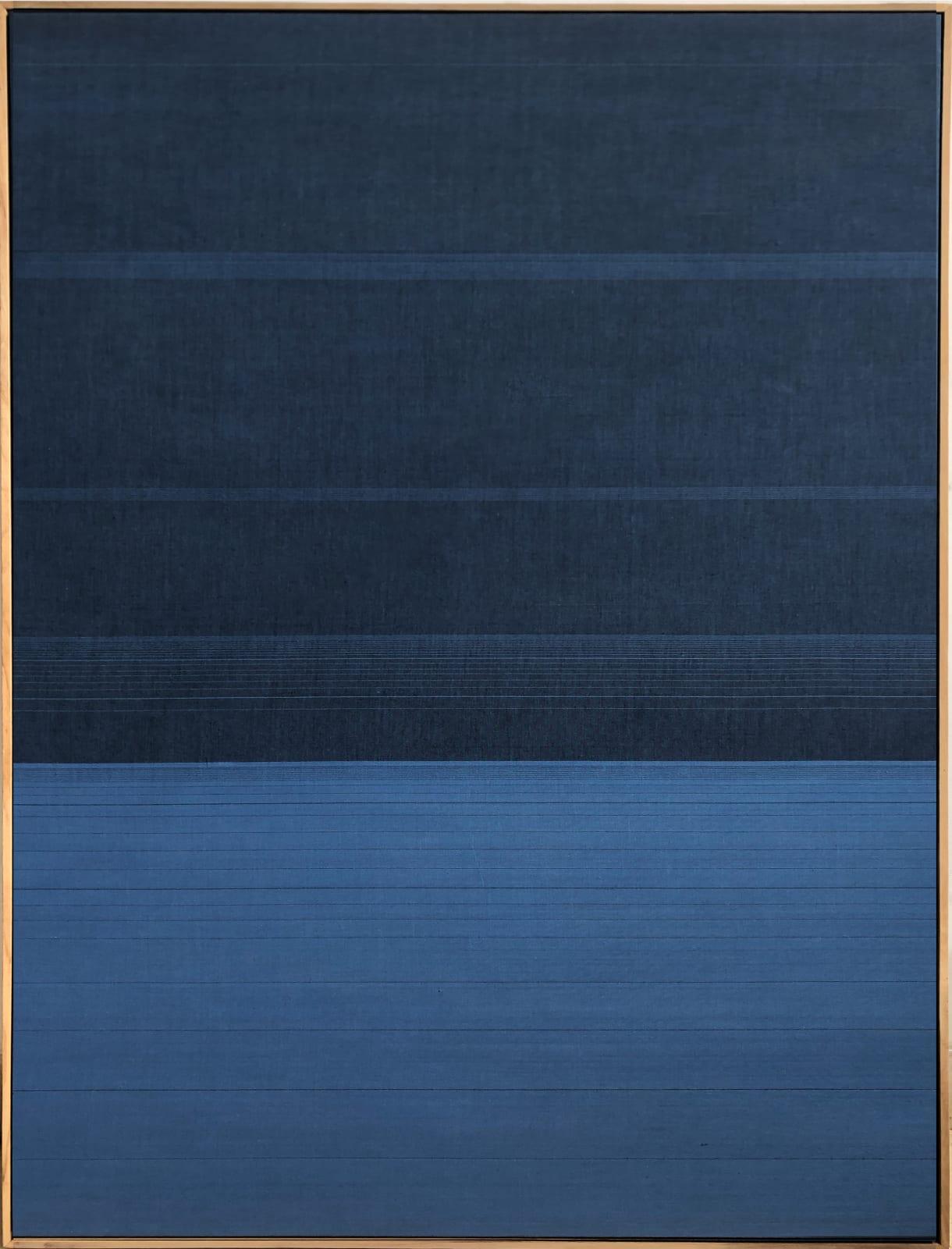 Alexander Sebastianus, M'biru #01, 2020