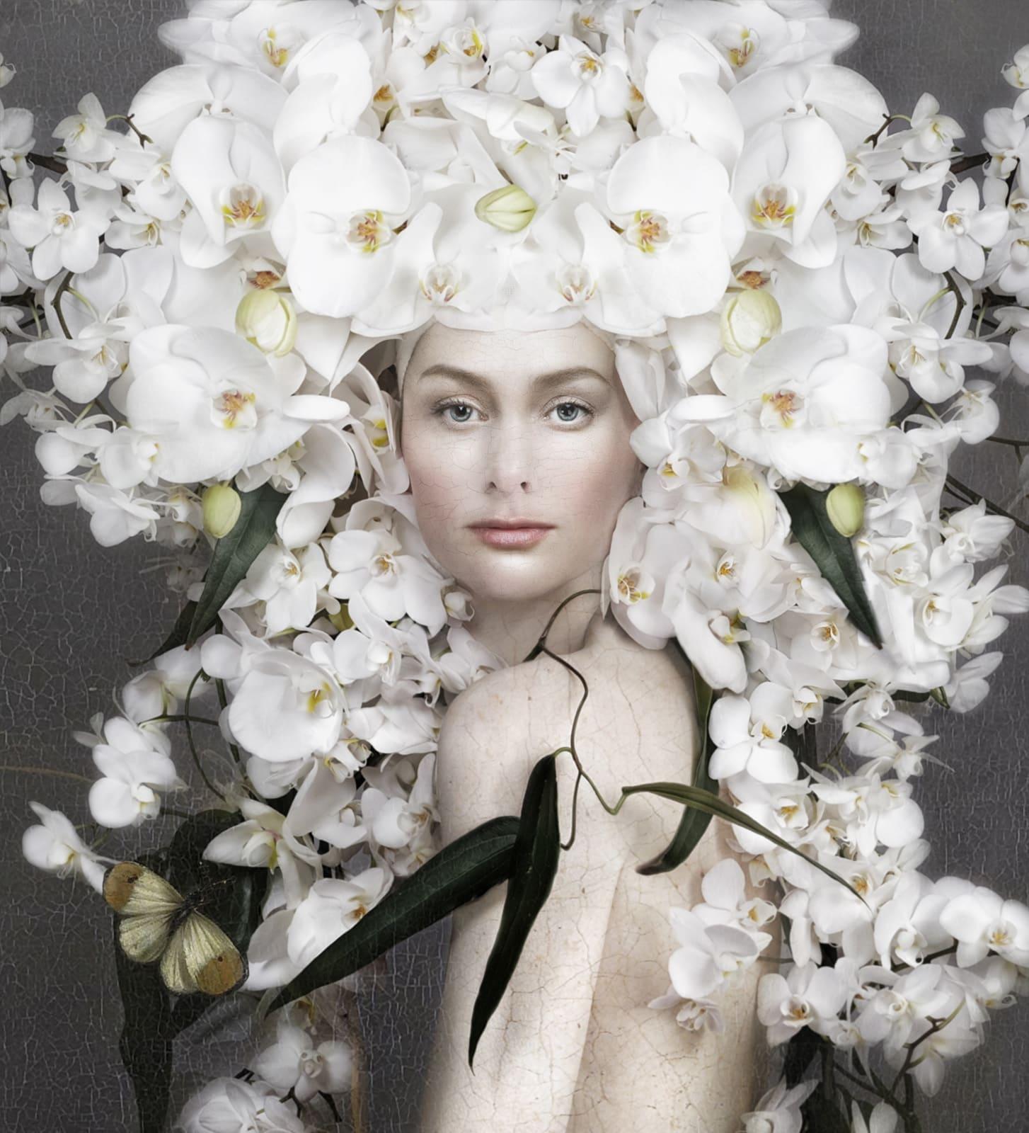 Isabelle van Zeijl, Rebirth Portrait, 2020