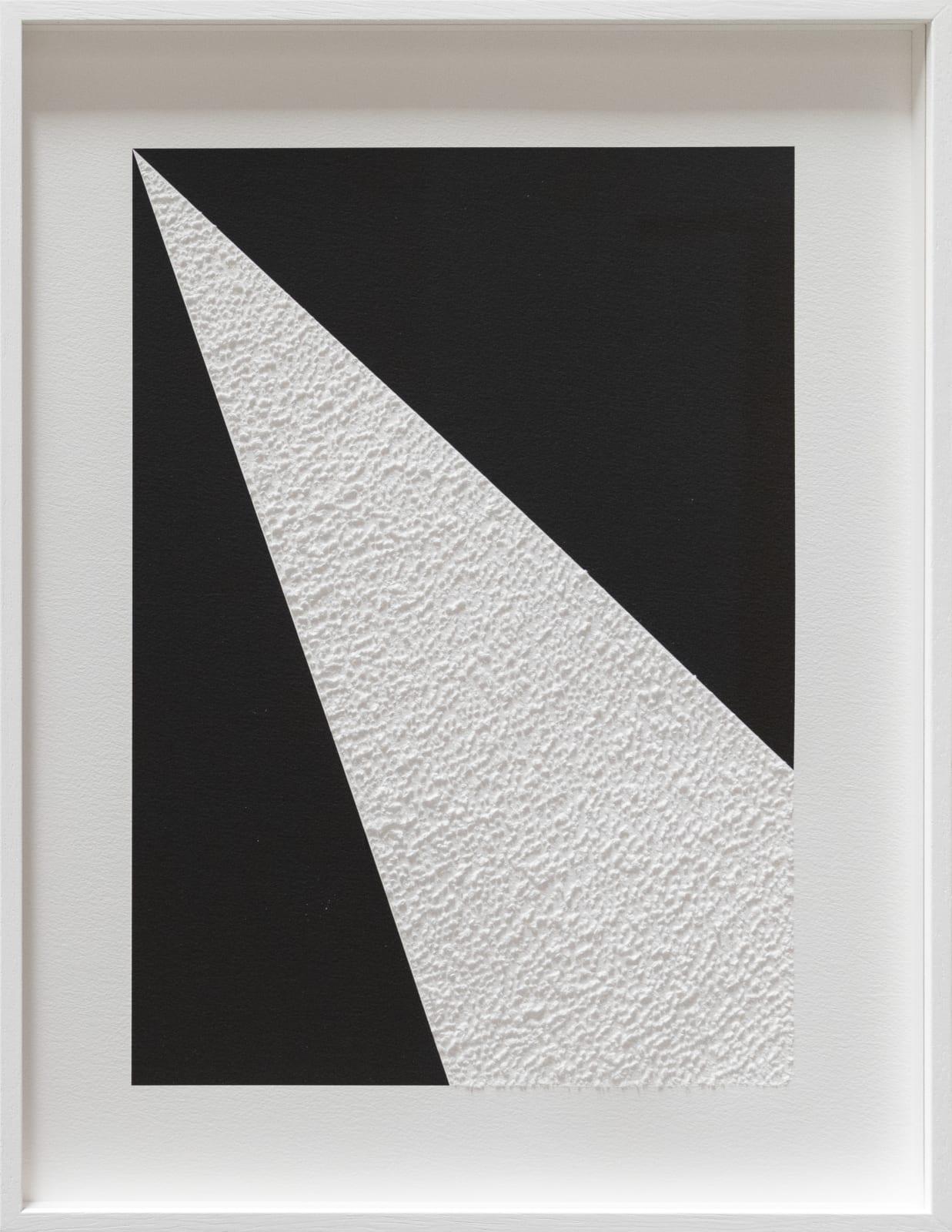Mohammed Kazem, Sound of Angles No 3, 2020