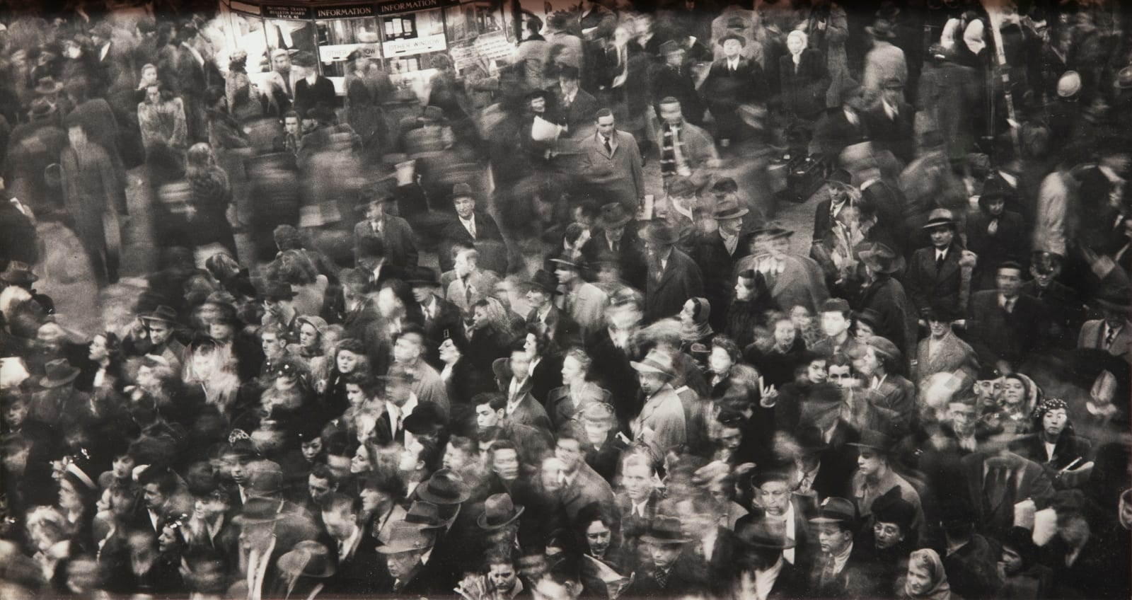 Paul Himmel, Grand Central Station I