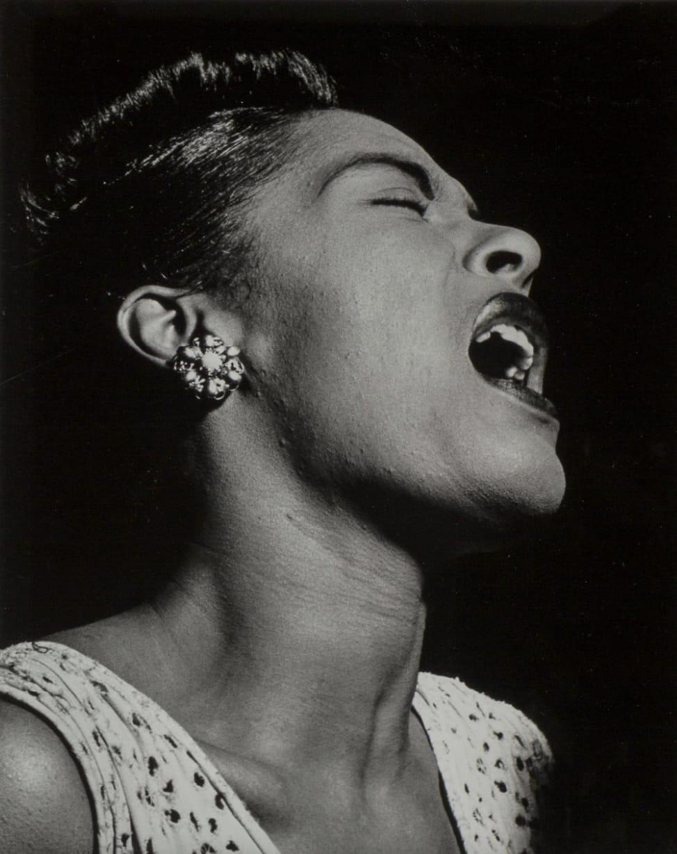 William Gottlieb, Billie Holiday, 1948