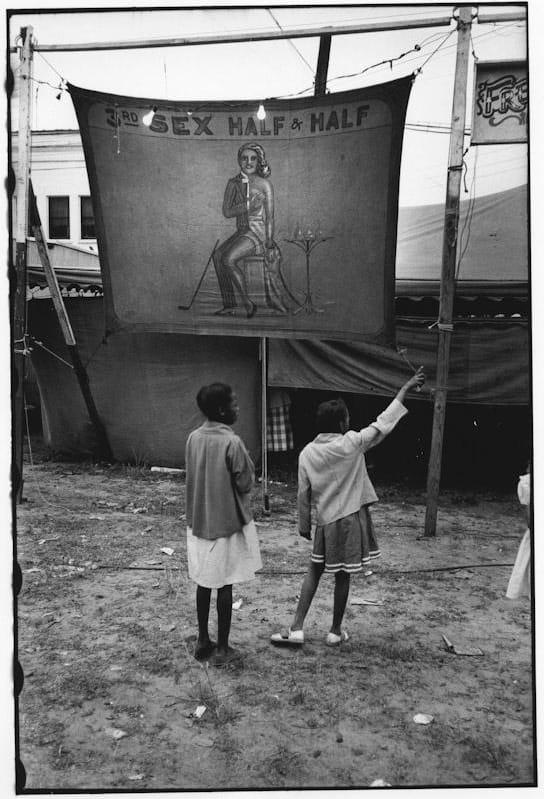 Elliott Erwitt, Alabama, 1954