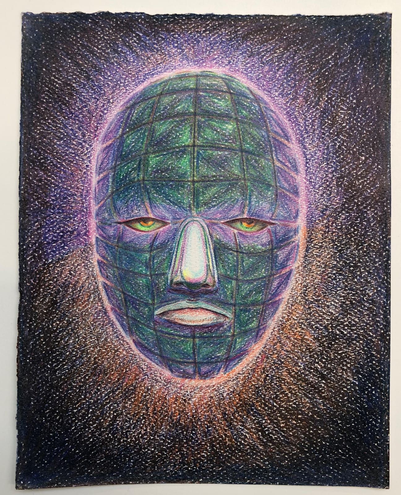 Alex Jackson Untitled Seer Seeing 2020 Jenkins Johnson Gallery