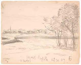 Oscar Florianus Bluemner, BOGOTA, 1907