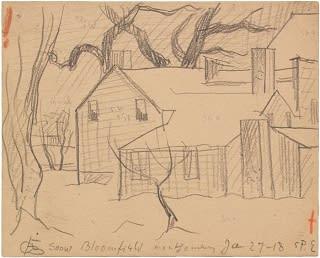 Oscar Florianus Bluemner, SNOW, BLOOMFIELD, MONTGOMERY JAN 27-18, 1918