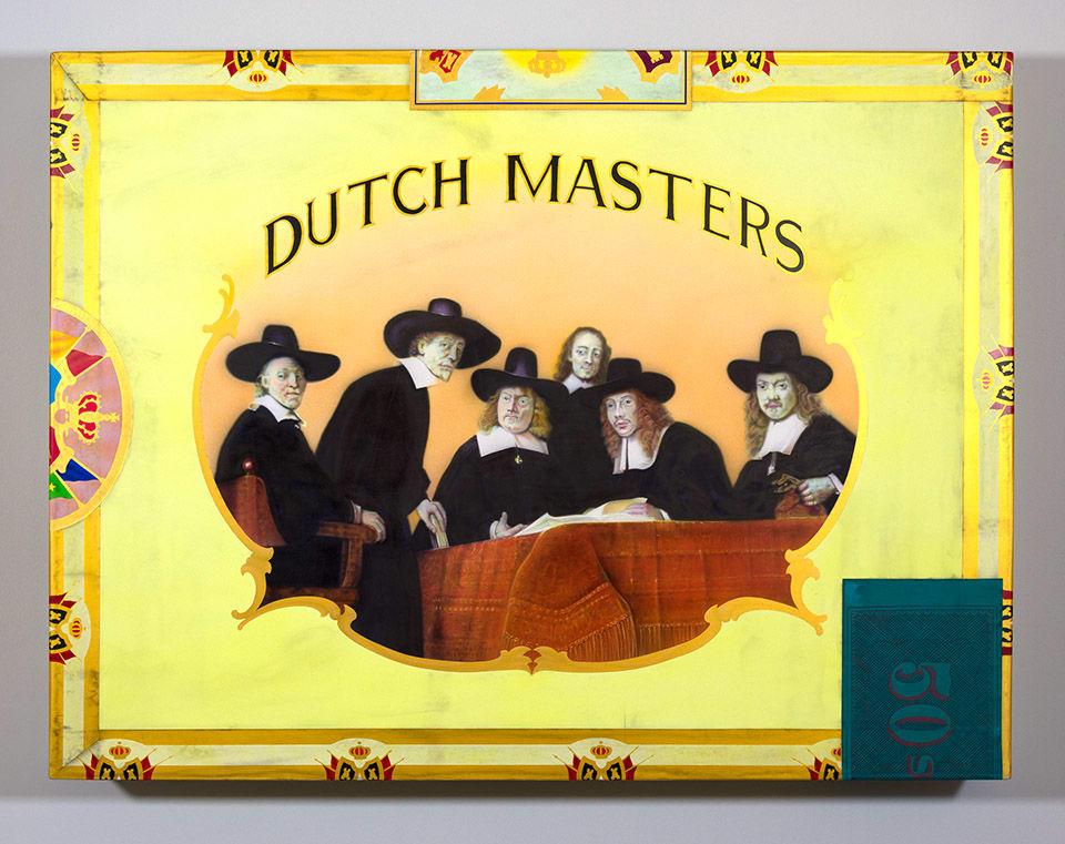 Daniel Douke, DUTCH MASTERS, 1996