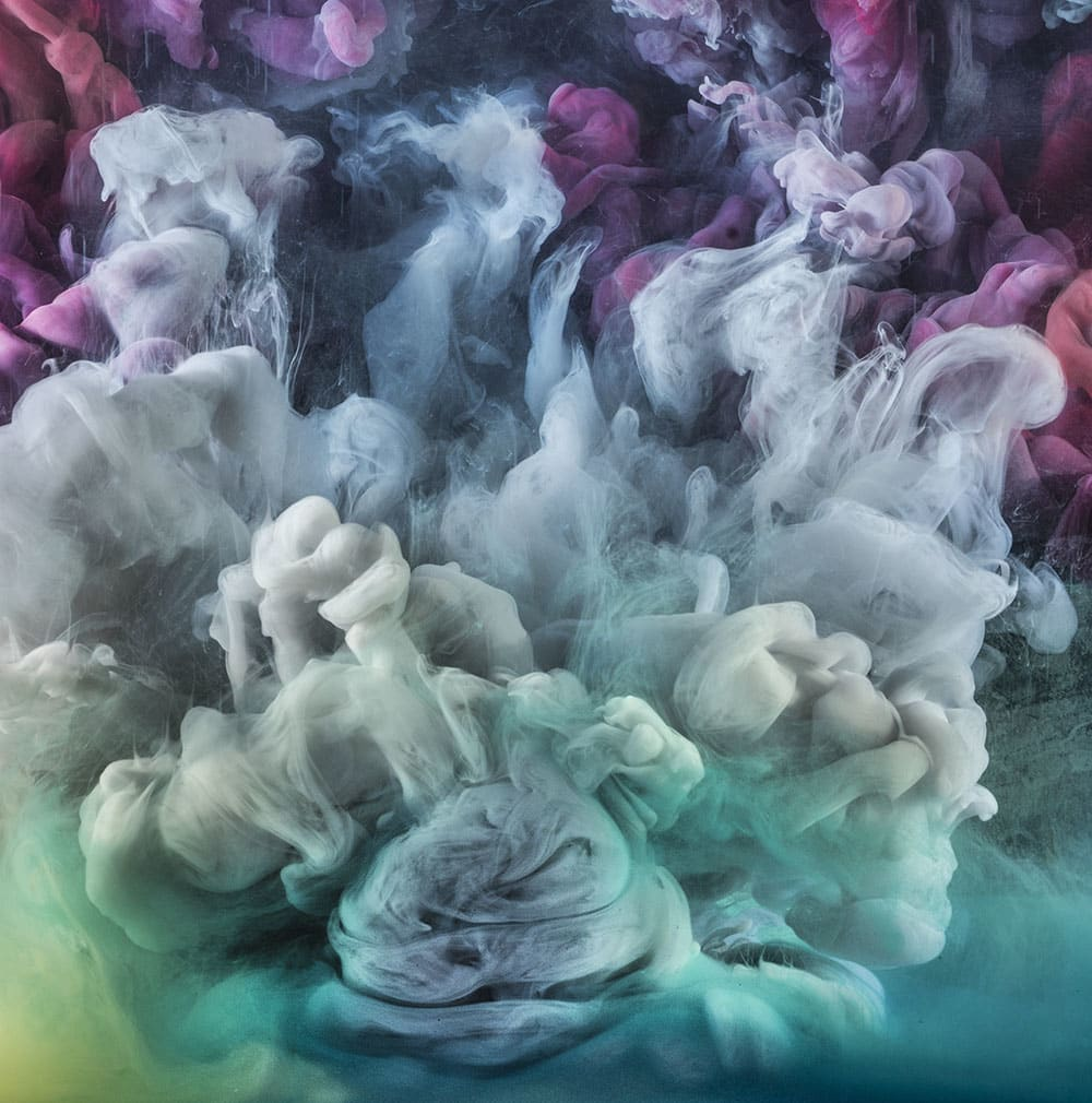 Kim Keever, ABSTRACT 46854, 2019