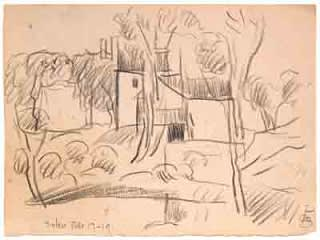 Oscar Florianus Bluemner, SOHO, FRANKLIN FEB 17, 1919