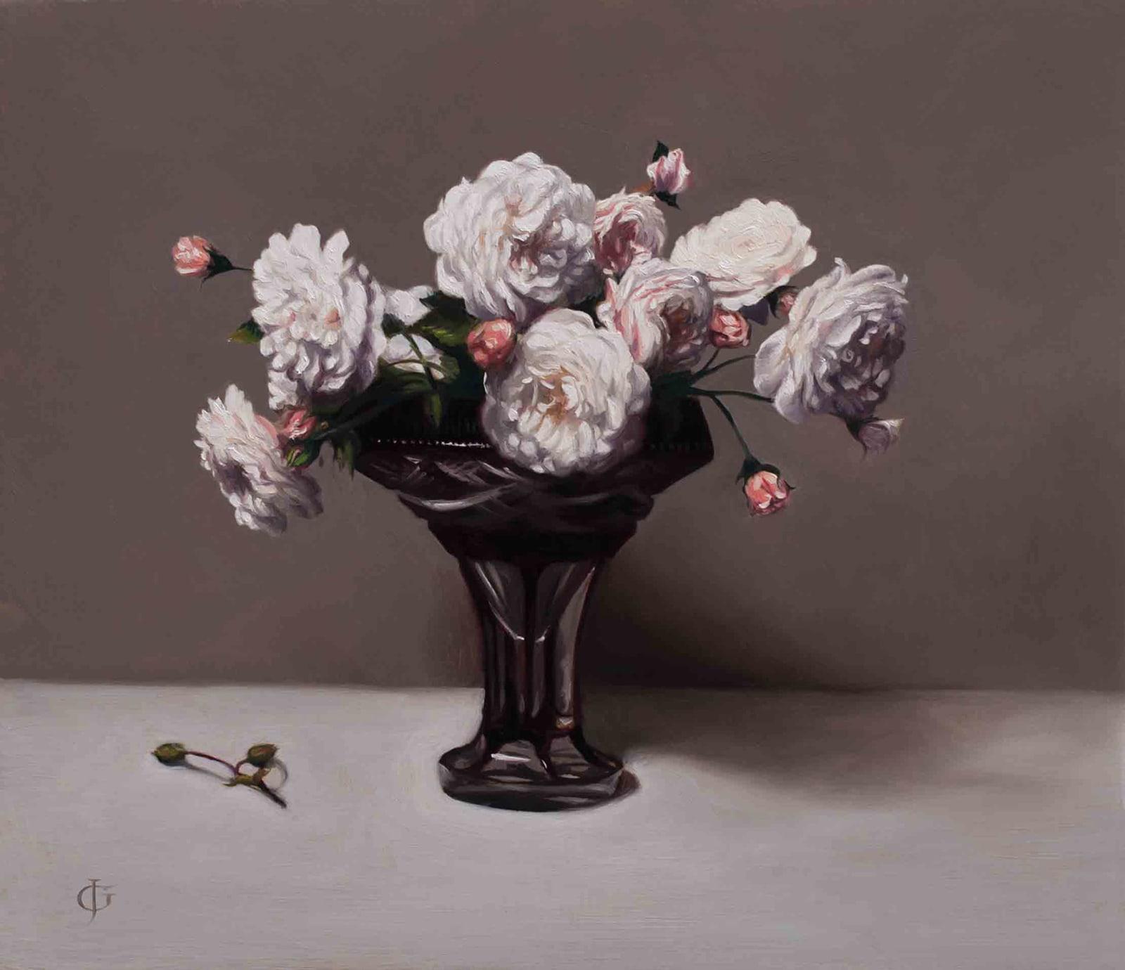 James Gillick, Old English Roses