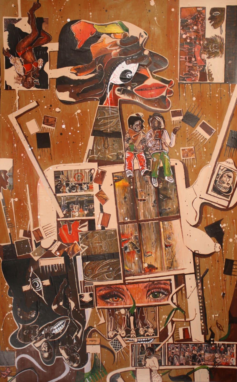 Blessing Ngobeni, The Luxury Of The Heart, 2012