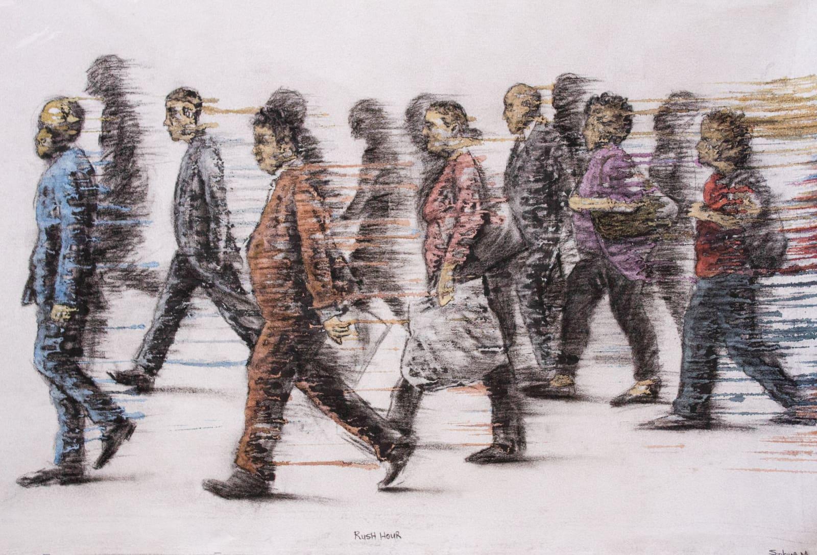 Siphiwe Makgoka, Rush Hour, 2018