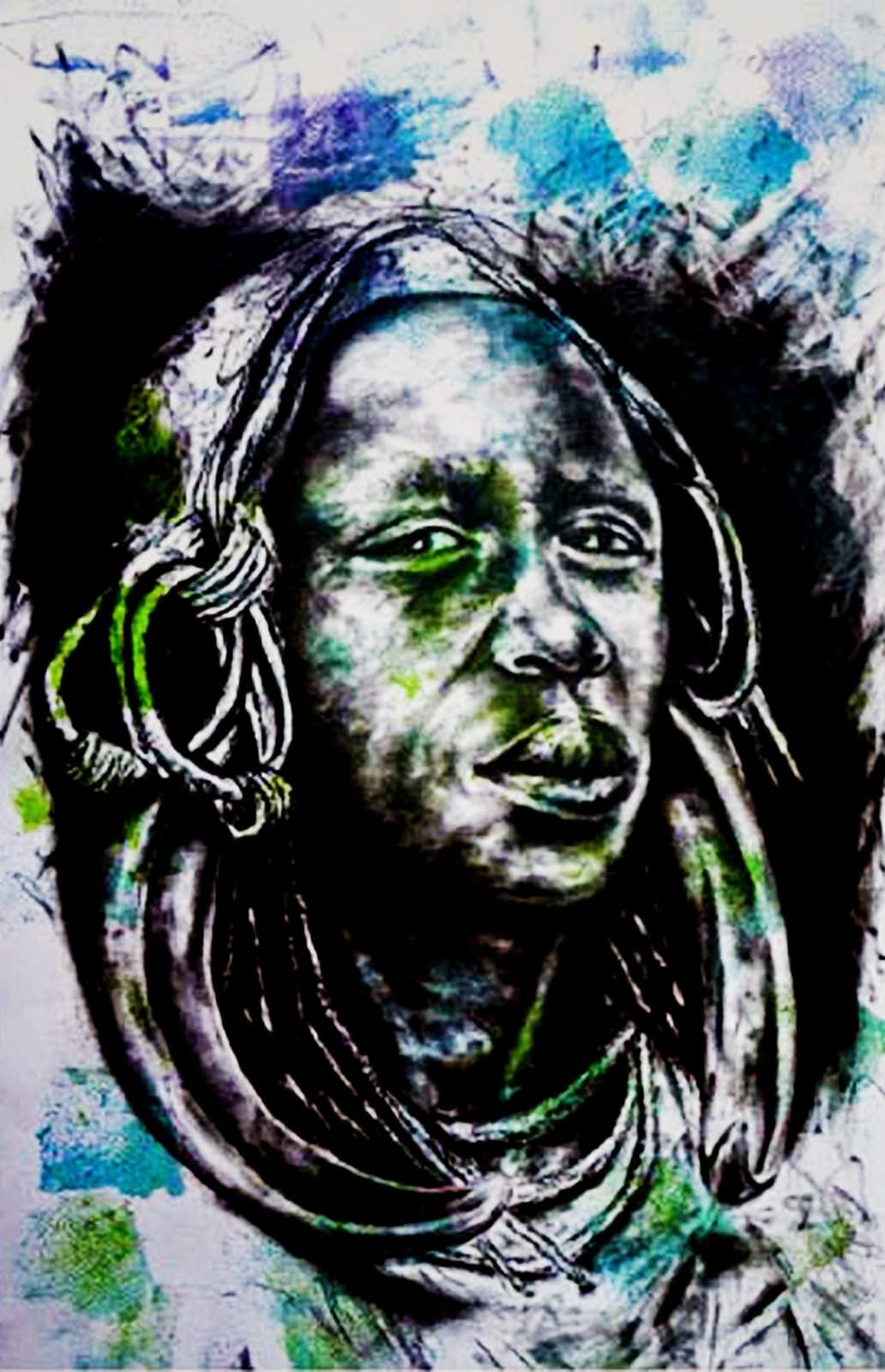 Mlamuli Mkhwanazi, Blow Your Own Horn, 2015