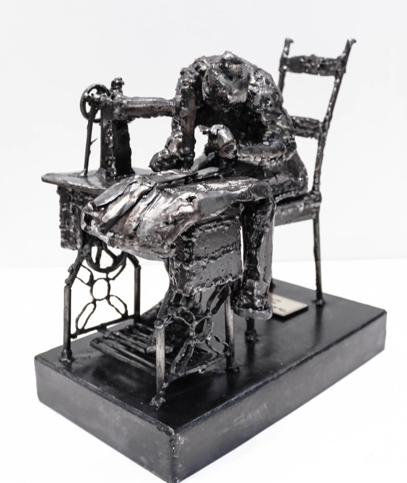 Gert Potgieter, The Sewing Machine, 2016