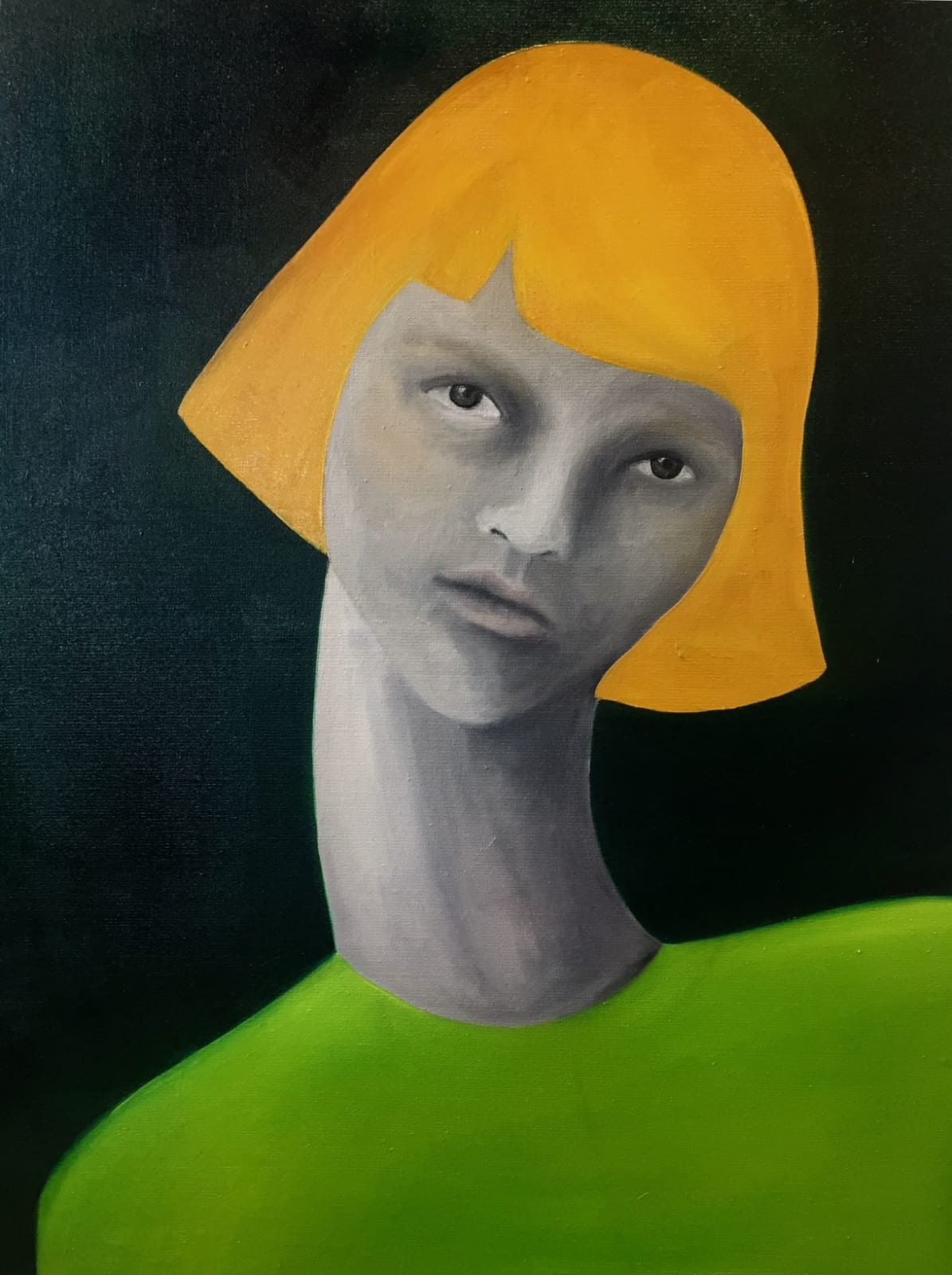Rebecca Brodskis, Masha, 2020