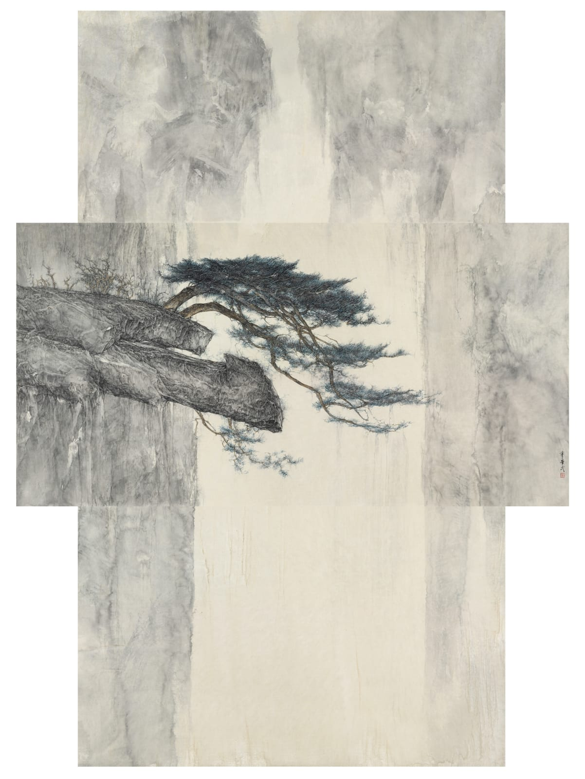 Li Huayi 李華弌, Ripples of Gleam《漾清輝》, 2017