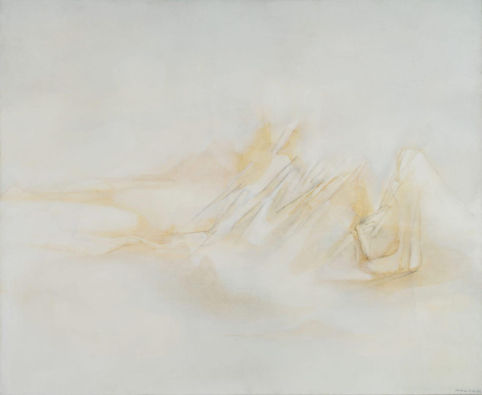 Lalan 謝景蘭, Vague Vision《模糊的視野》, 1981