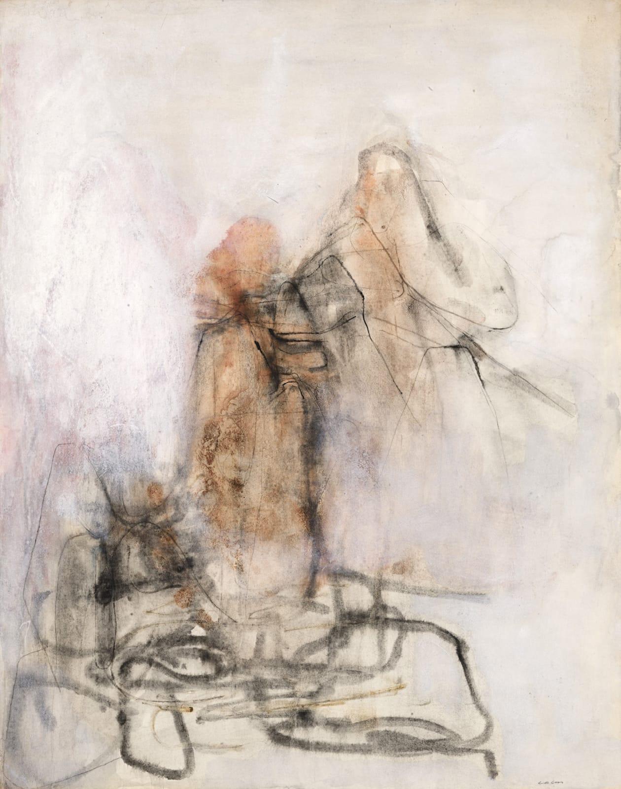 Lalan 謝景蘭, Untitled《無題》, 1975-1978
