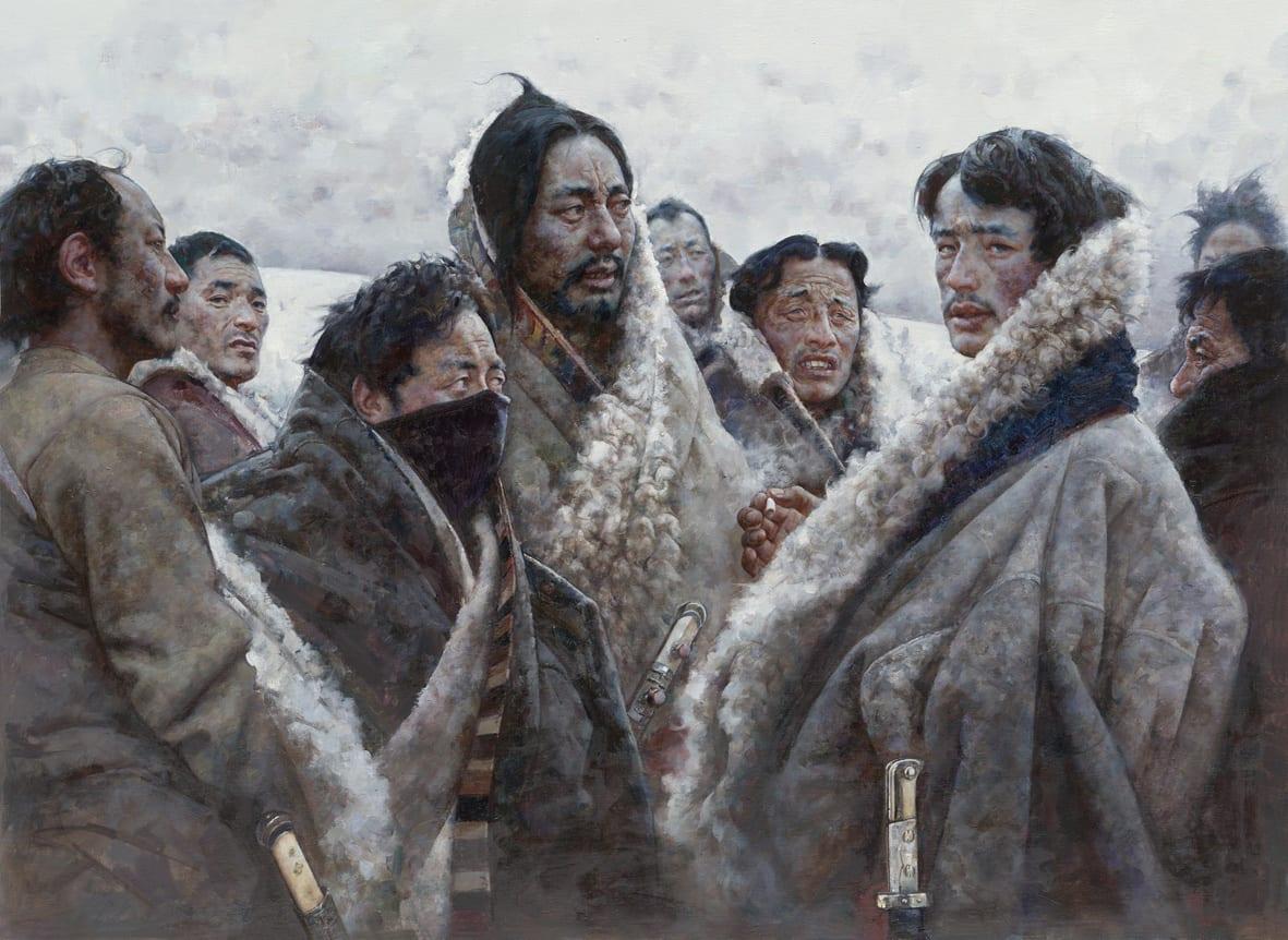 Ai Xuan 艾 軒, Warriors 《刀客》, 2016