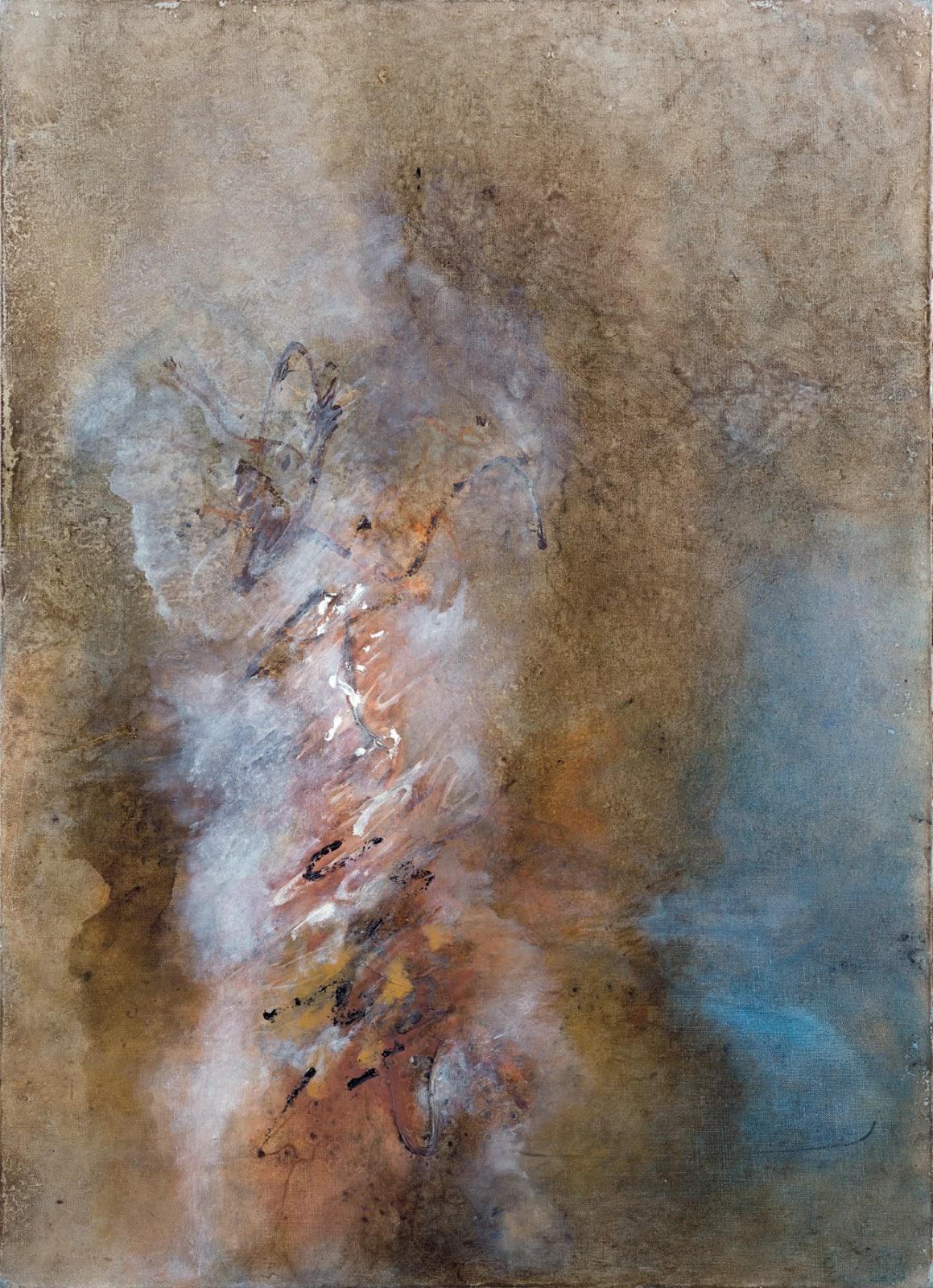 Lalan 謝景蘭, Untitled《無題》, 1968-1969