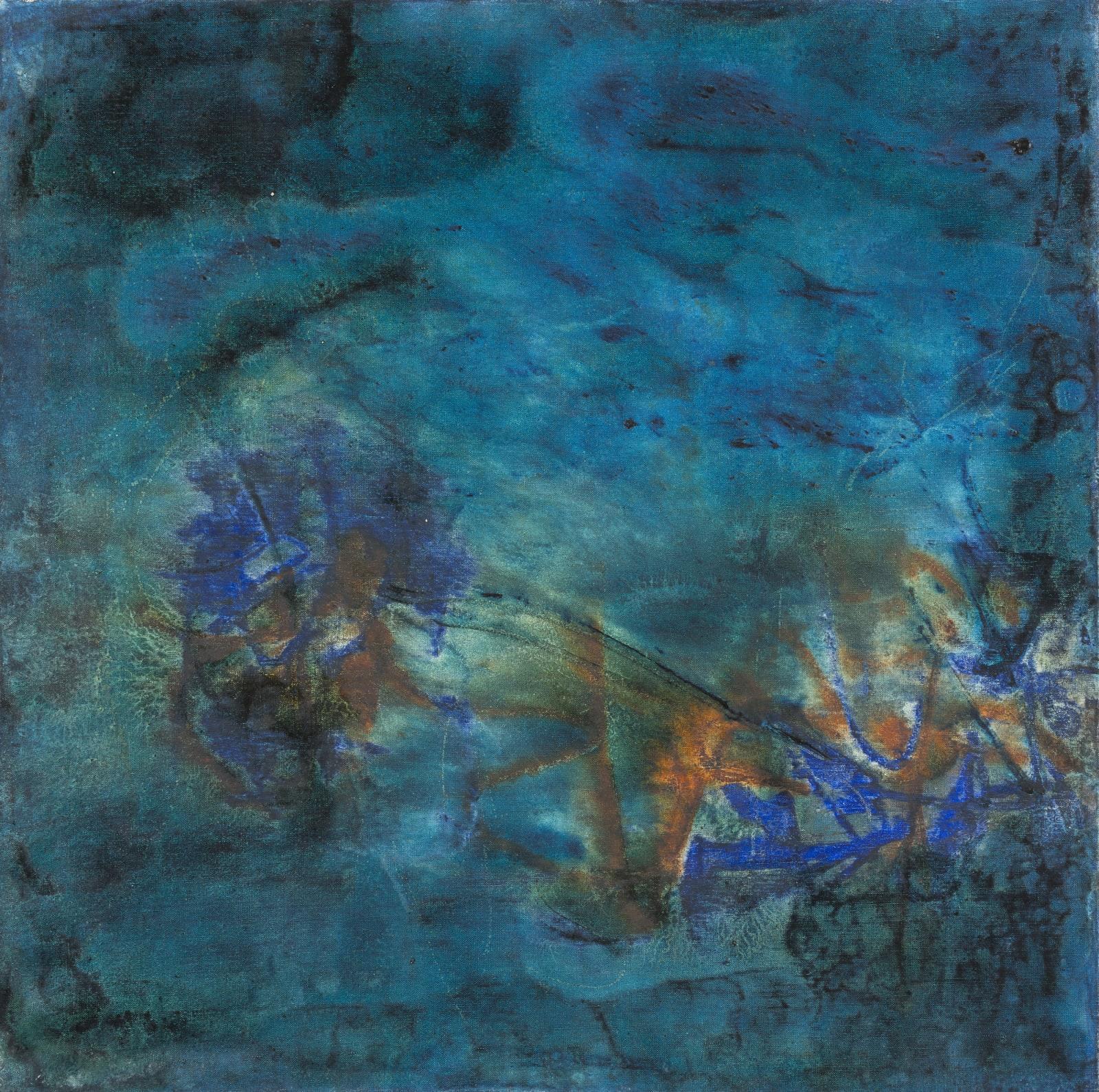 Lalan 謝景蘭, Untitled《無題》, 1967-1968