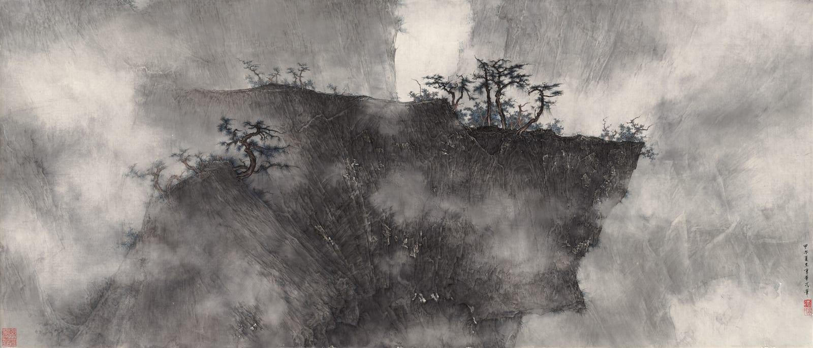Li Huayi 李華弌, Landscape《山水》, 2014