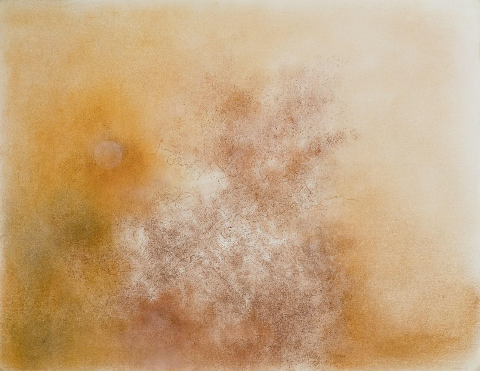 Lalan 謝景蘭, Untitled《無題》, 1989