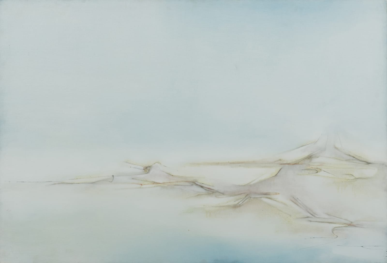 Lalan 謝景蘭, Somewhere《某處》, 1977