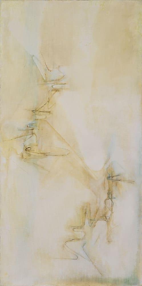 Lalan 謝景蘭, Deux figures | Two Figures《兩個人》, 1981