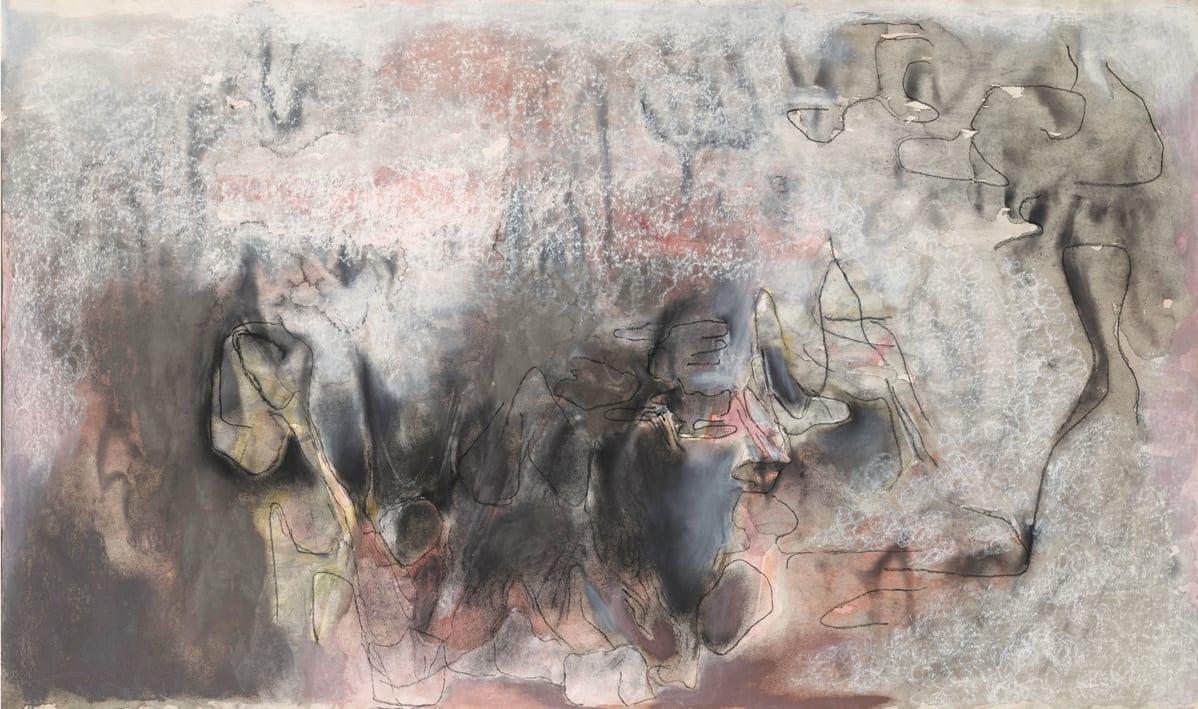 Lalan 謝景蘭, Untitled《無題》, 1987