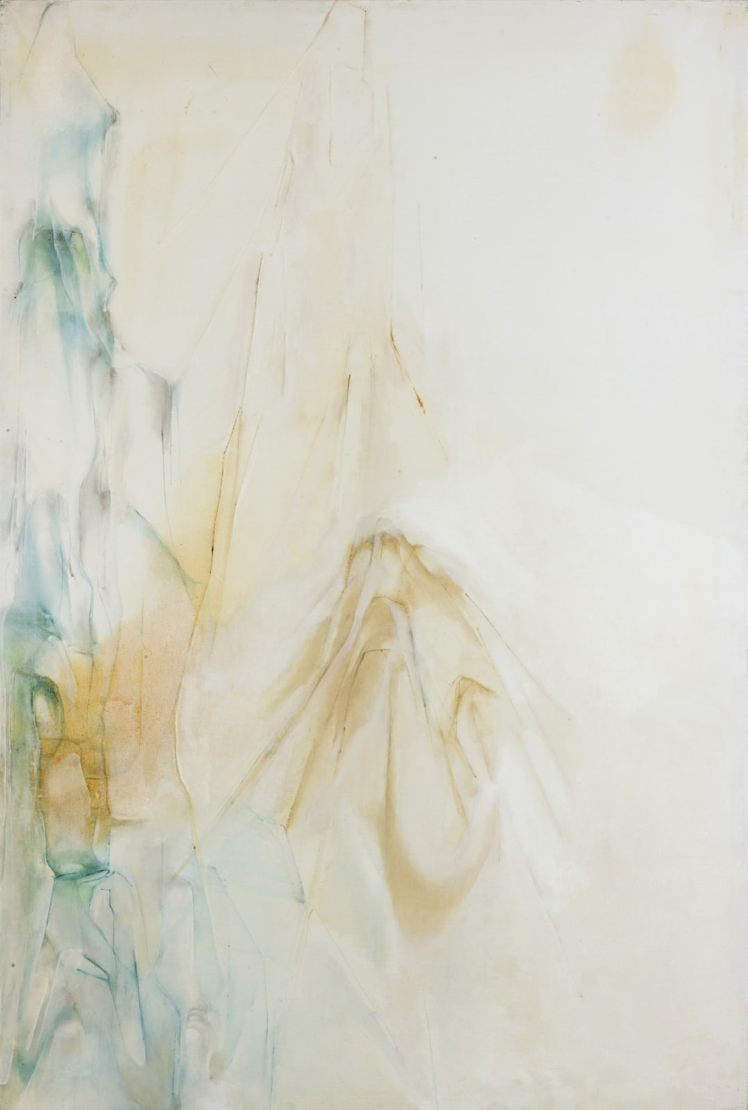 Lalan 謝景蘭, Les Rocs Verts | Green Stone《綠石》, 1979
