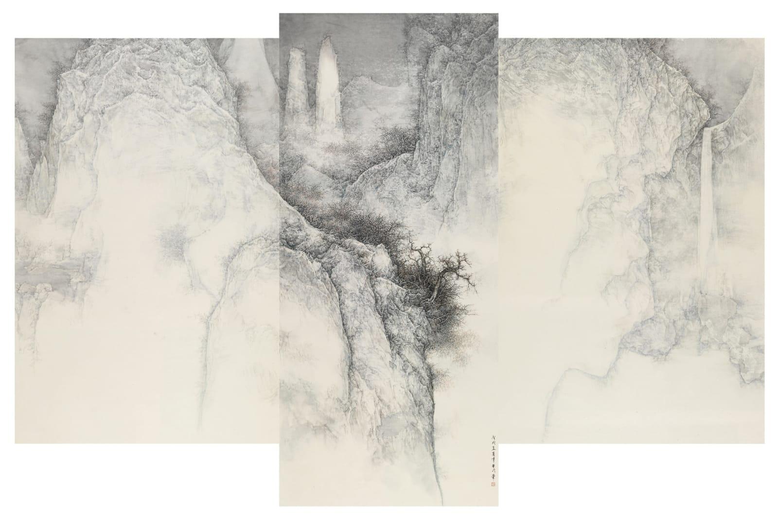 Li Huayi 李華弌, Zen of Winter《冬之禪》, 2019