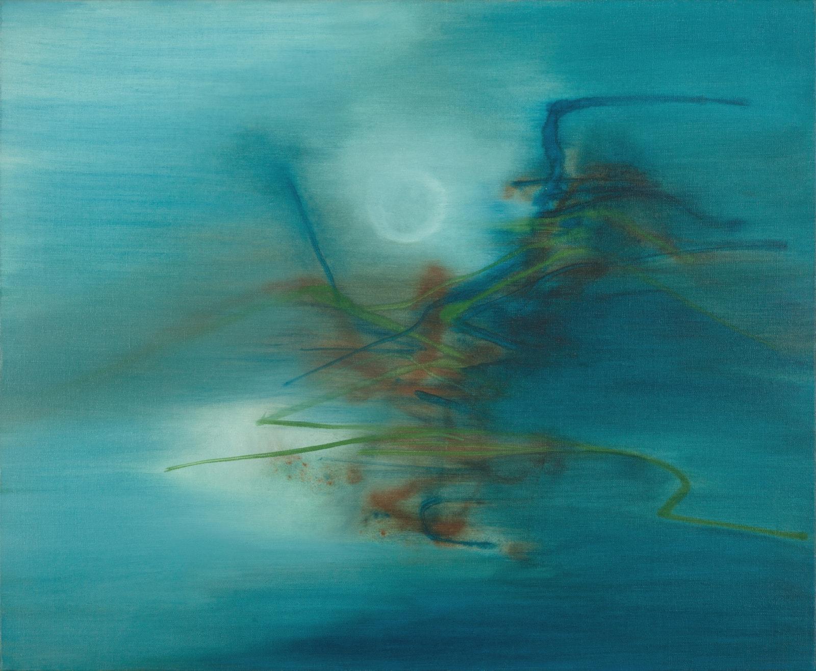 Lalan 謝景蘭, Untitled《無題》, 1974