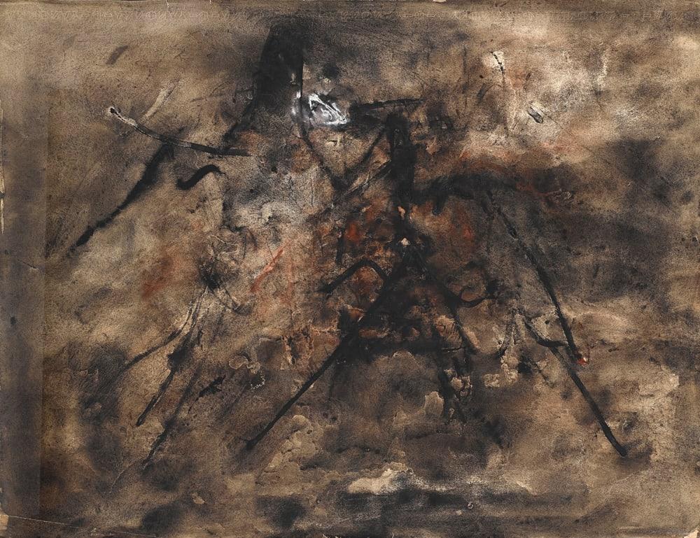 Lalan 謝景蘭, Untitled《無題》, 1967