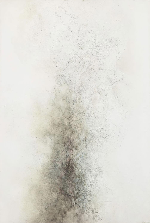 Lalan 謝景蘭, Les branches mêlées | The Tangled Branches 《交纏的枝椏》 , 1986
