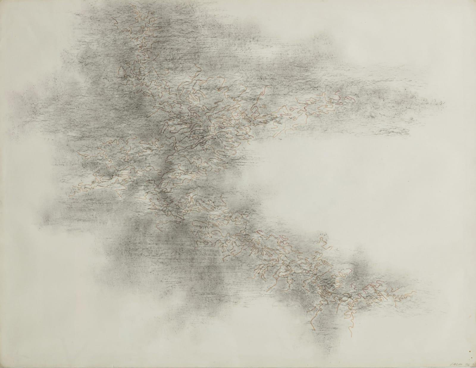 Lalan 謝景蘭, Untitled《無題》, 1986