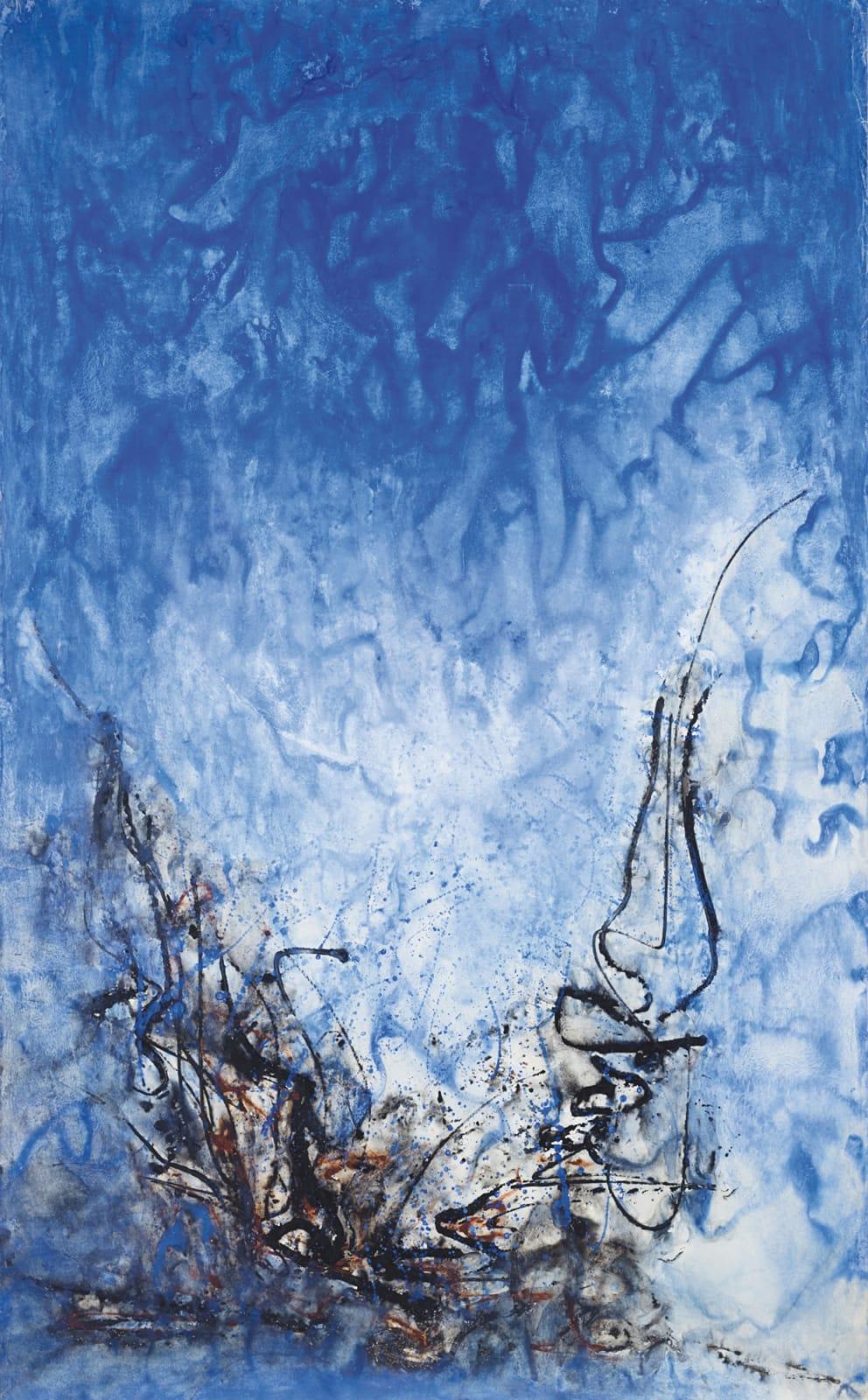 Lalan 謝景蘭, Untitled《無題》, 1969-1970