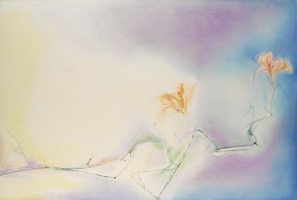 Lalan 謝景蘭, Deux amis   Two Friends 《雙友》, 1976