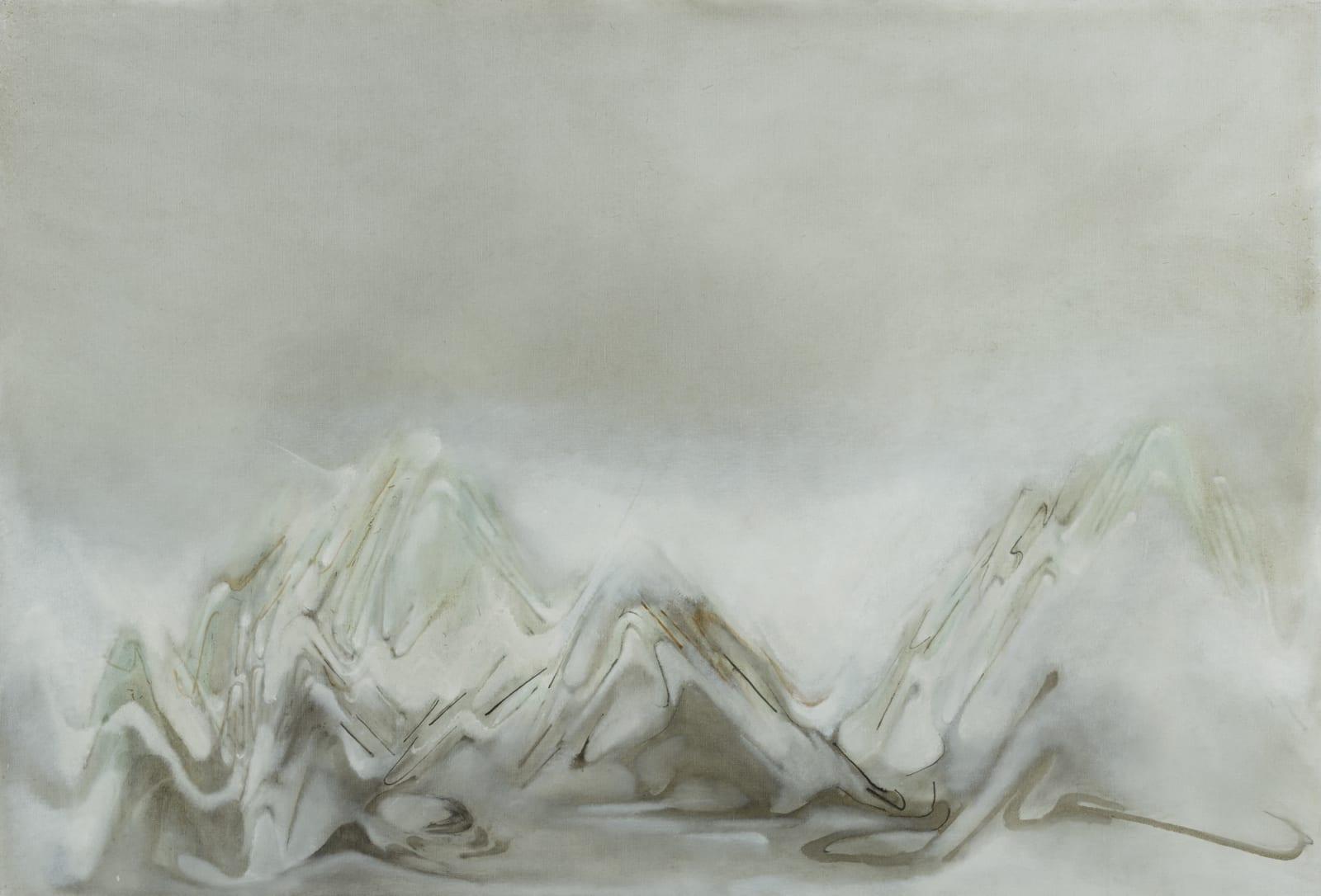 Lalan 謝景蘭, Untitled《無題》, 1980s