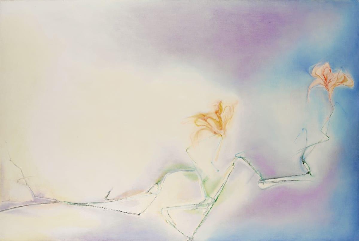 Lalan 謝景蘭, Deux amis | Two Friends 《雙友》, 1976