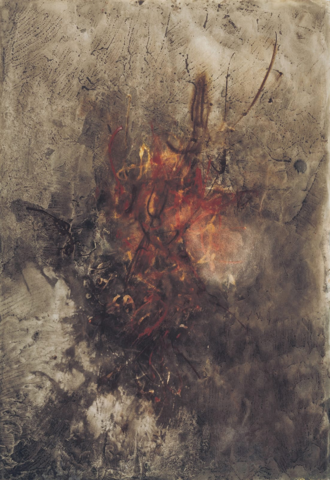 Lalan 謝景蘭, Untitled《無題》, 1958-1960