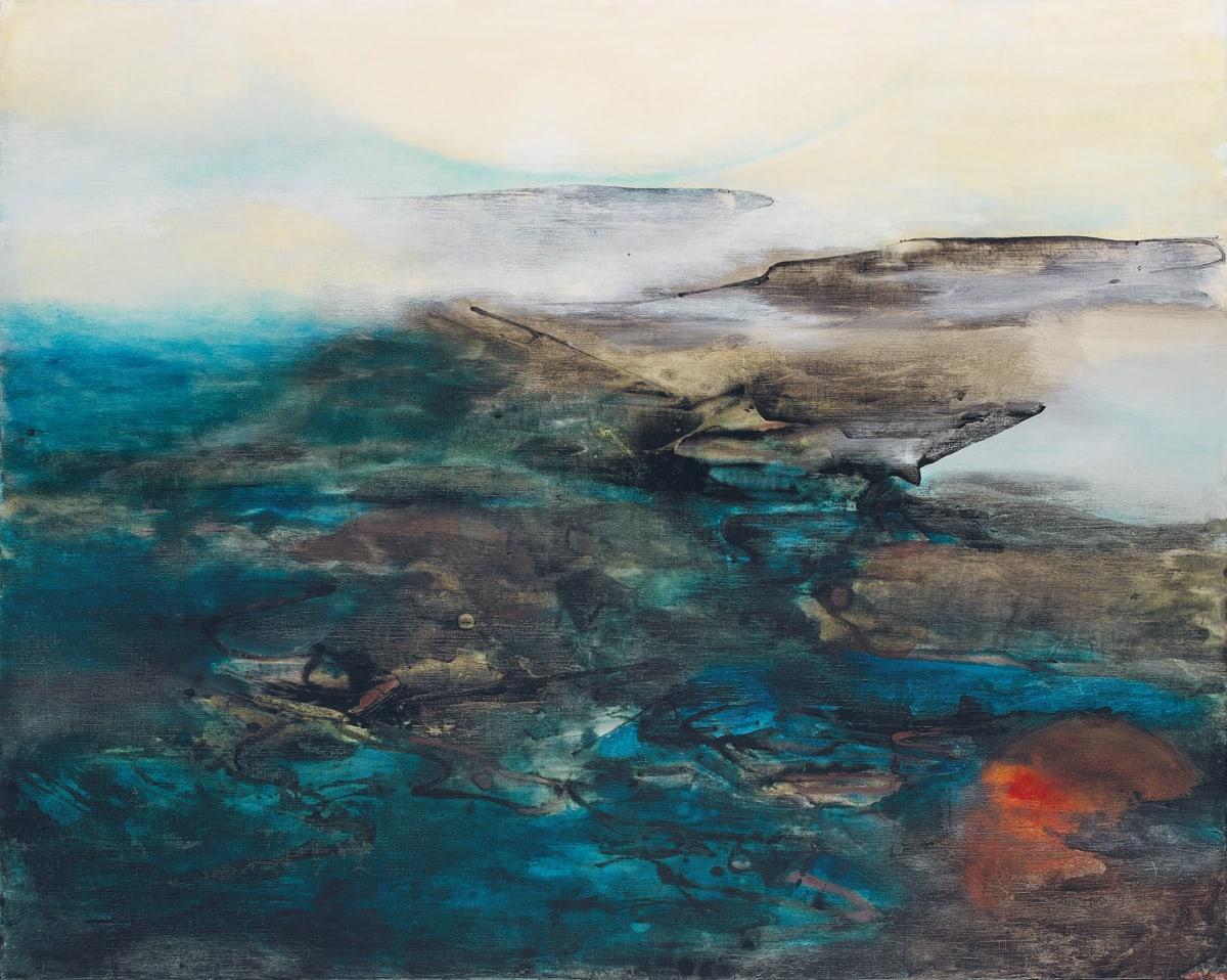 Lalan 謝景蘭, Untitled《無題》, 1968-1970